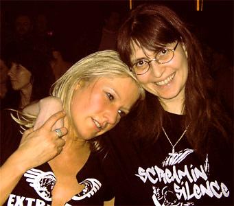 Alex und Moni