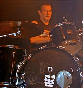 neue Bass-Drum - Rolf