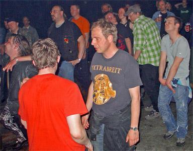 rituelle Tänze