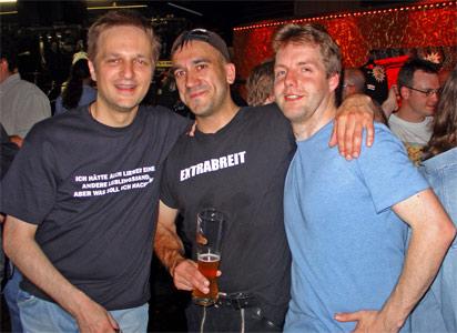 in der Mitte mit Michael Grins