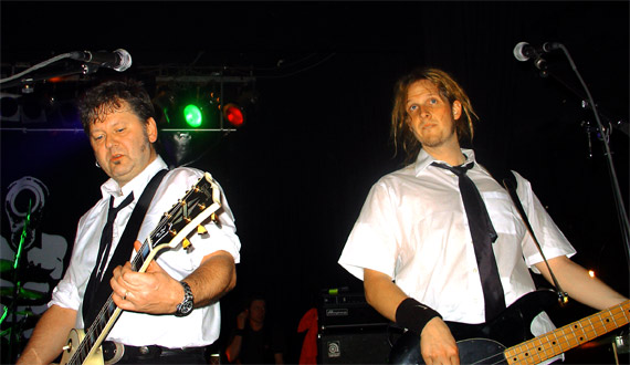 Stefan und Lars