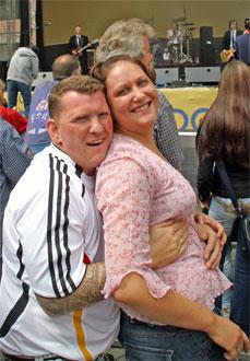 Ralf und Melanie
