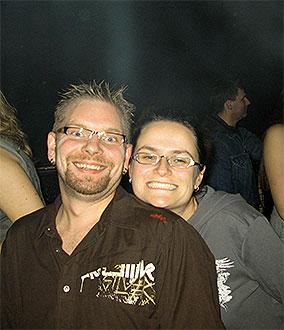 Marc und Nadine