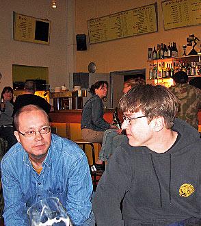 Klaus und Thorsten