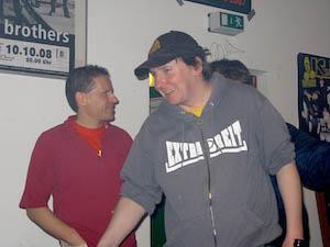 Michael und Mütze