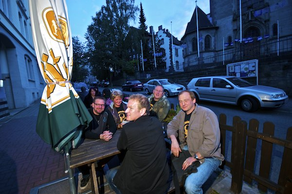 St. Kleinkrieg Live im KUZ Pelmke Hagen 2011