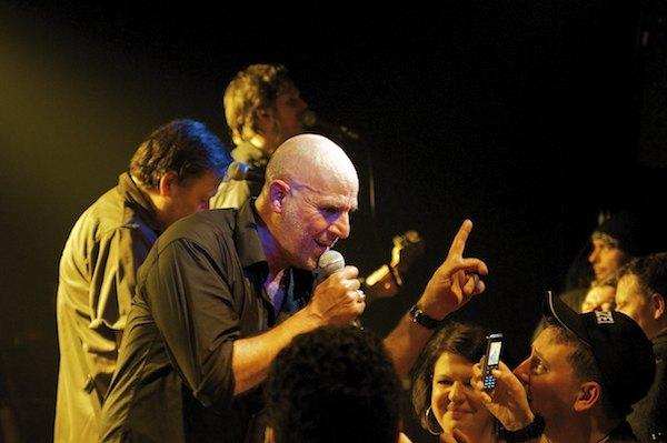 Extrabreit Live im Underground Köln 2011