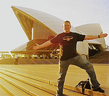 Is klar - WBT im Opera House Sydney