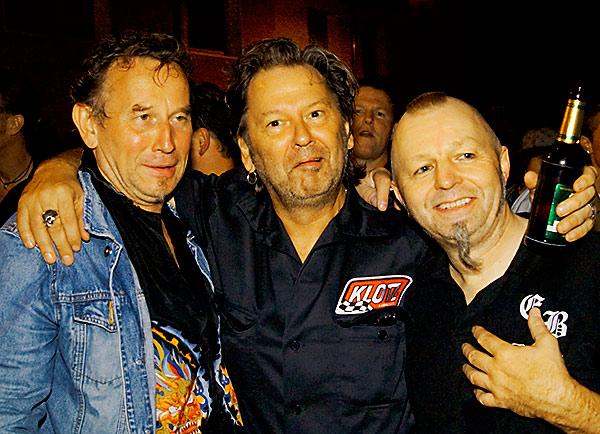 Rolf, Stefan und Bubi