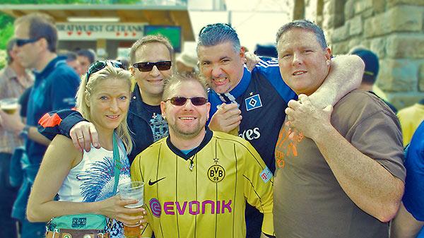 Büffel in Dortmund