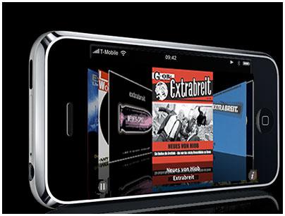 Steht auch dem iphone gut - Neues von Hiob