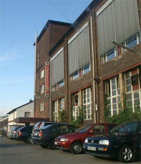 Die Fabrik an der Färberstrasse