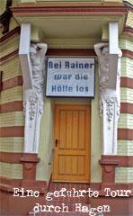 Nicht nur bei Rainer war die Hölle los